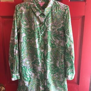 Lilly Pulitzer size Large dress/tunic